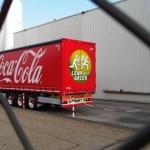 Coca-Cola - Lean and Green 2013