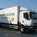 Hospital Logistics - Lean and Green 2013