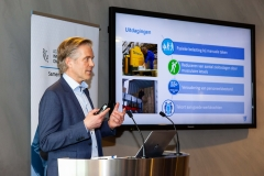 Slotevent Exoskeletons for Logistics - Luc Pleysier, Projectleider - VIL
