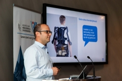 Slotevent Exoskeletons for Logistics - Gunther Storme, Projectleider – VIL