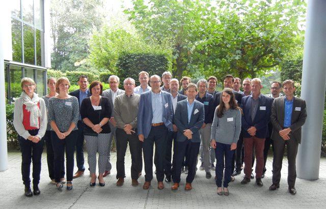 Deelnemers E-green