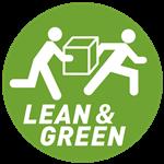 Lean and Green nieuw logo klein