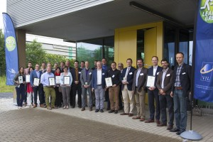 Lean & Green winnaars 2016