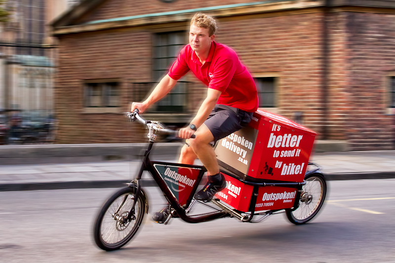 cargo-bicycle