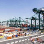 Bedrijfsbezoek MSC PSA European Terminal (MPET) 1 - 20180508