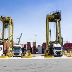 Bedrijfsbezoek MSC PSA European Terminal (MPET) 12 - 20180508